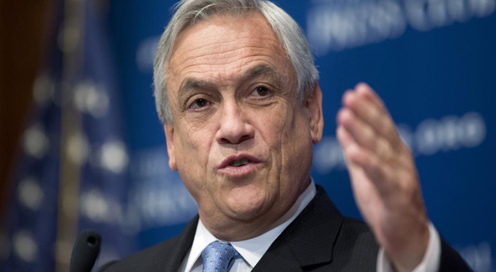 Piñera cuestionó a las autoridades de la Iglesia chilena por encubrir abusos