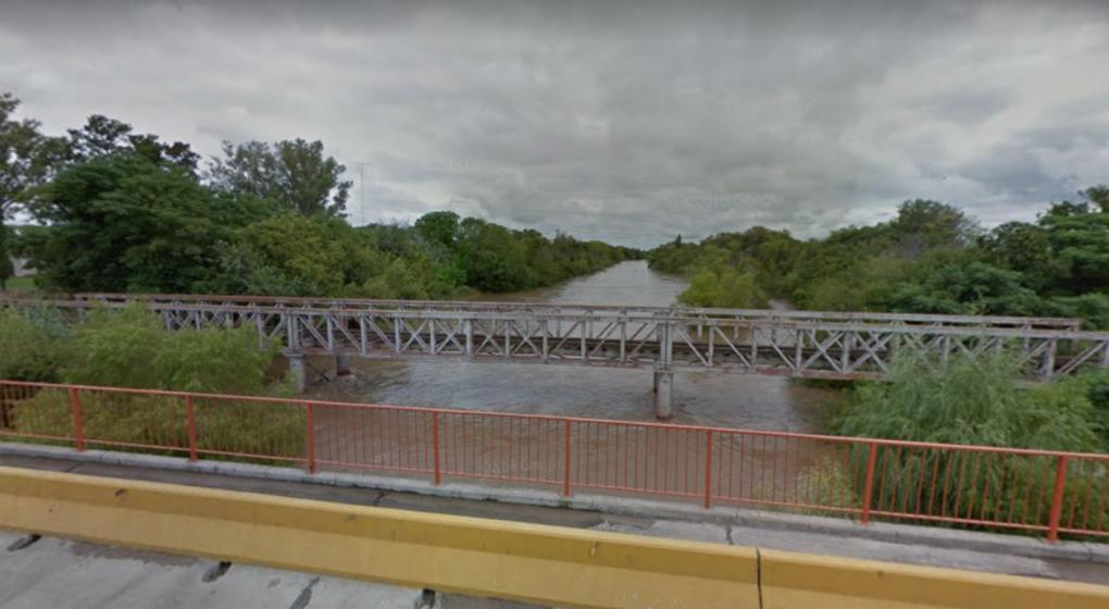 Tránsito: desesperada búsqueda de un adolescente que cayó al río