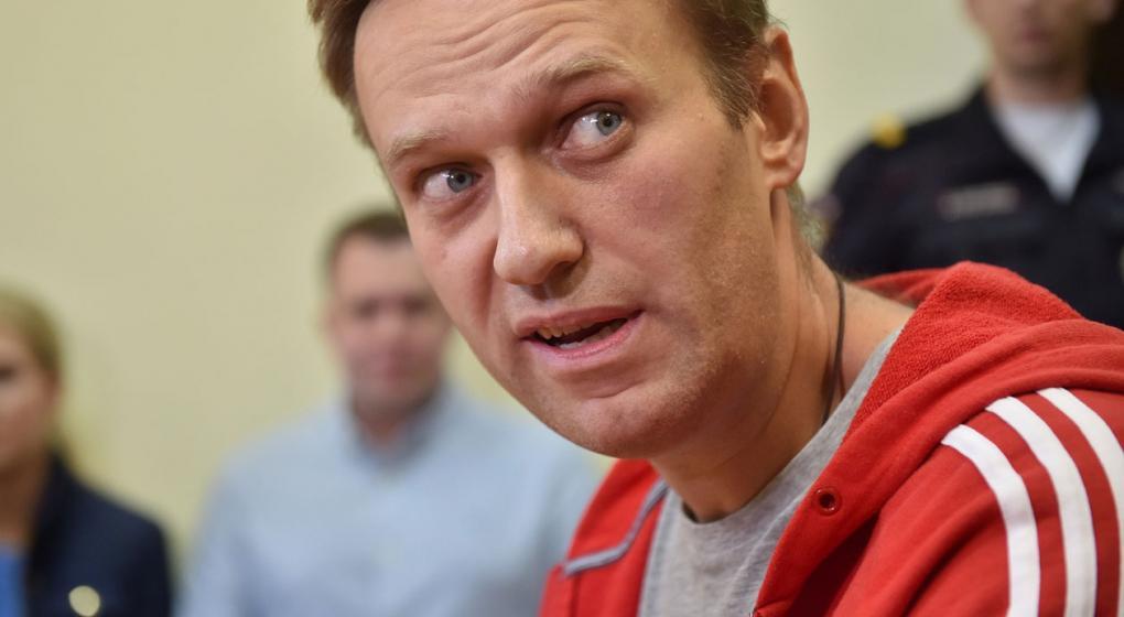 Detuvieron en Moscú al opositor ruso Alexéi Navalni