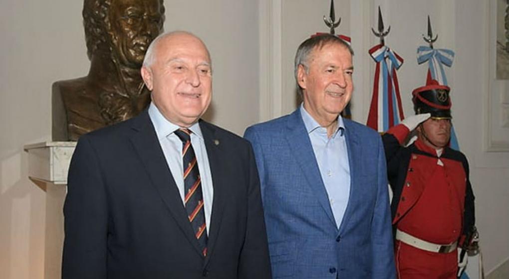 Guiño de Schiaretti para un frente nacional junto con el progresismo