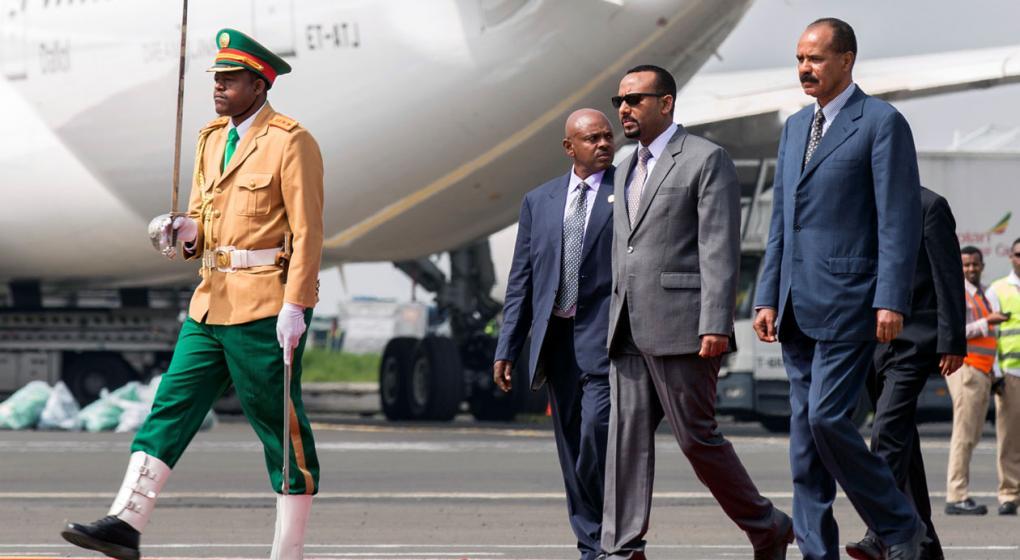 Tras 20 años de enemistad, Etiopía y Eritrea reabrieron la frontera