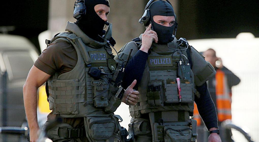 Policía desactiva una toma de rehenes en Alemania, con una rehén y el secuestrador heridos