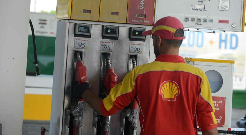 Shell aumentará un 2% sus combustibles Diésel y V Power Diésel