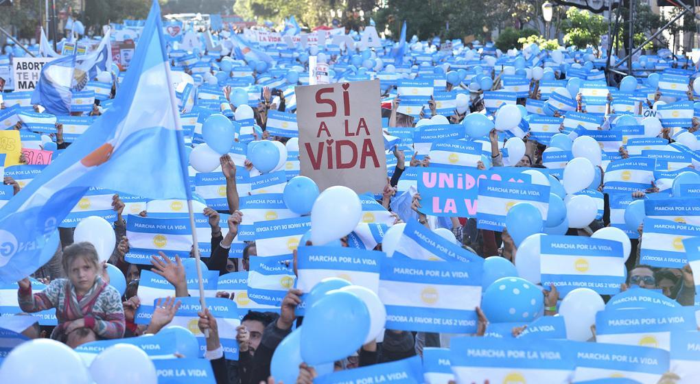 #Salvemoslasdosvidas preparan marcha contra la despenalización del aborto