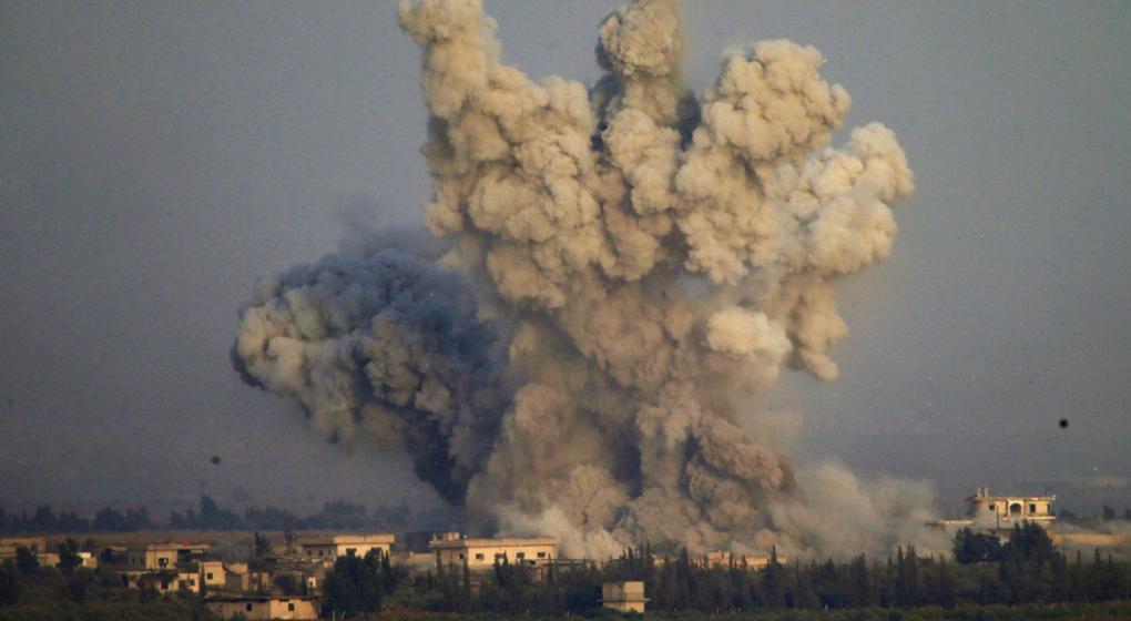 Ya son 302 los muertos por ataques del Estado Islámico en Siria