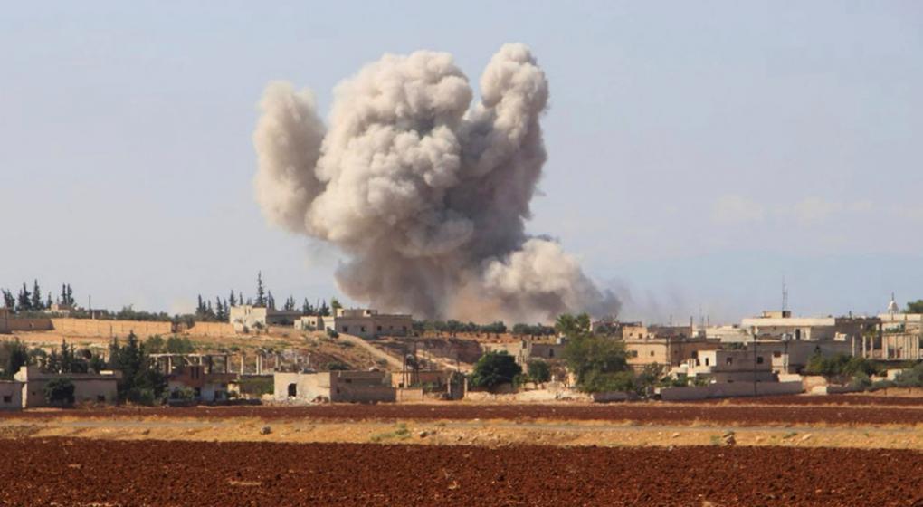 Por los combates, más de un millón sirios tuvieron que dejar sus casas en 6 meses