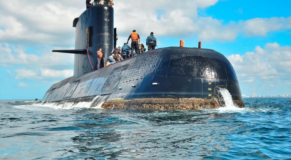 ARA San Juan: sigue la búsqueda después de horas de incertidumbre