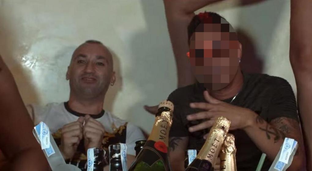 Se entregó el capo narco más buscado en España: cayó por aparecer en un video de reguetón