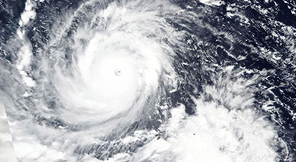 El tifón Mangkhut amenaza a millones de personas en Filipinas con vientos de 255 km/hora