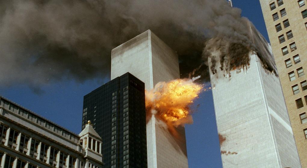 11-S: publicaron un video inédito del atentado contra las Torres Gemelas