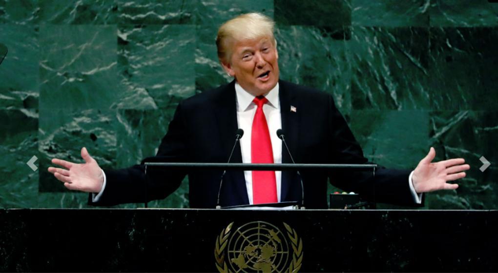 """China respondió a Trump que es """"absurdo"""" culpar a Beijing de la guerra comercial"""