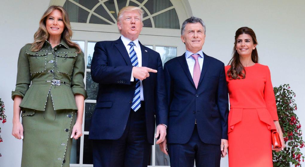 Confirmado: Donald Trump vendrá a Argentina