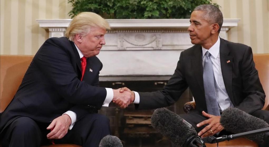 Elecciones en Estados Unidos: Trump y Obama multiplican sus actos en un estado clave