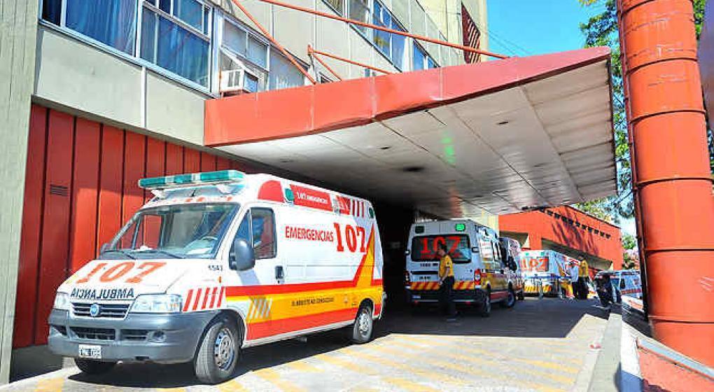 Murió un motociclista en barrio Las Palmas