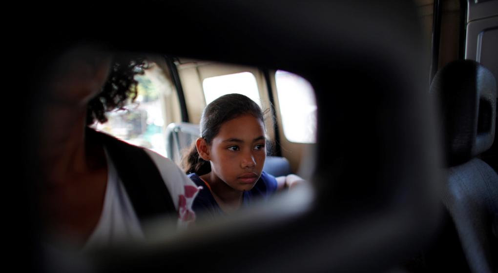 De Venezuela a Perú, el tortuoso viaje a pie de una madre y su hija