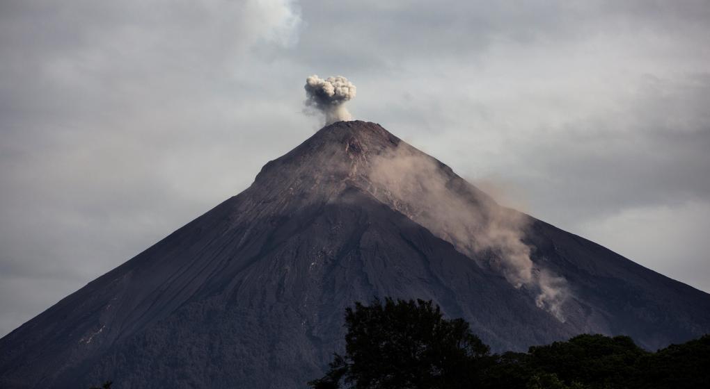 Guatemala sigue en estado de alerta por el Volcán de Fuego