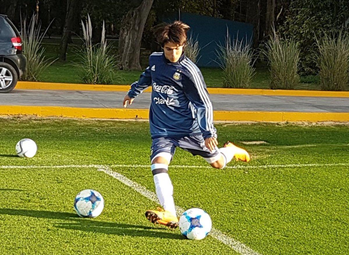 El 'Messi mexicano' decide jugar con la Selección de Argentina