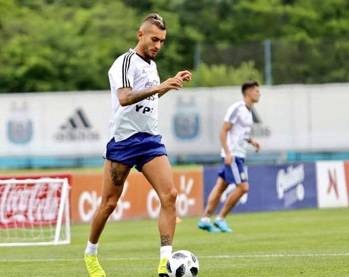 Argentina inicia entrenamientos para duelos ante México