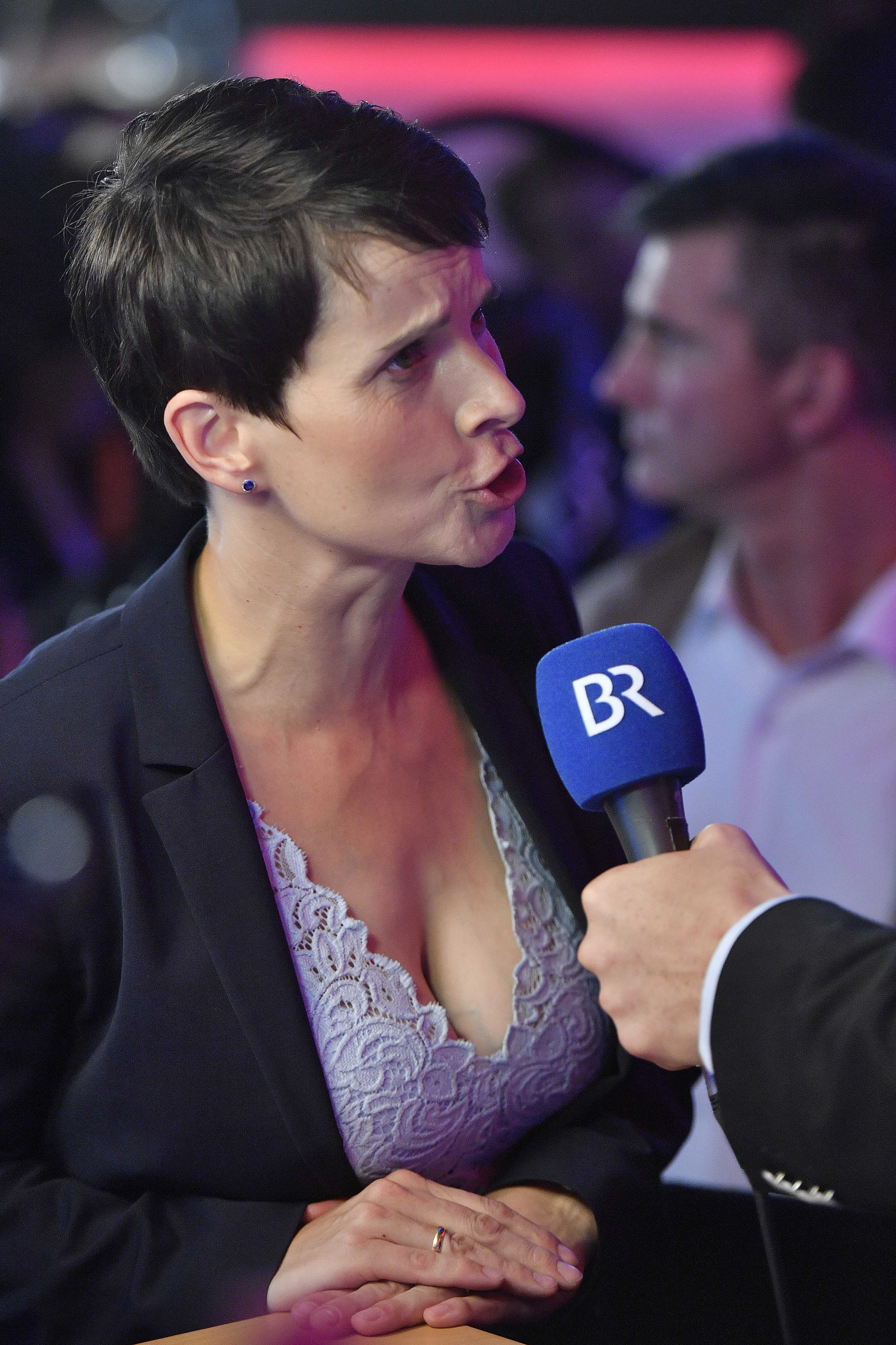 Frauke Petry Metoo