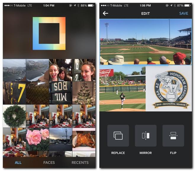 "Llega a Android ""Layout"", la app para armar collages de Instagram ..."
