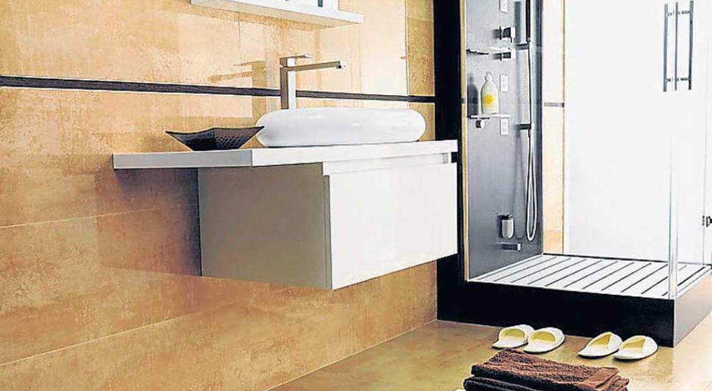 Guardas para baños: líneas que distinguen | Noticias al instante ...