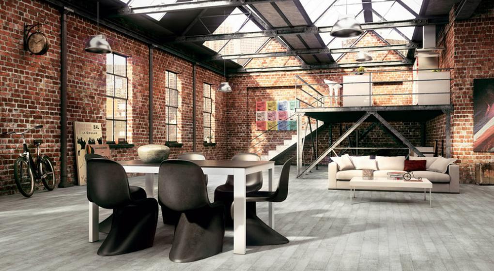 7 caracter sticas del estilo industrial en la decoraci n for Construcciones minimalistas