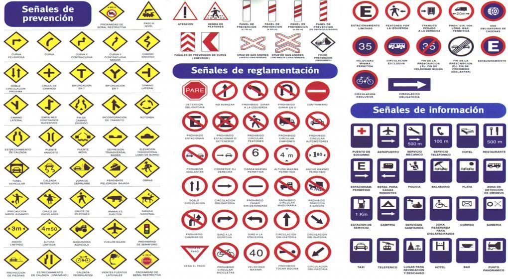 La importancia de las señales de tránsito | Noticias al