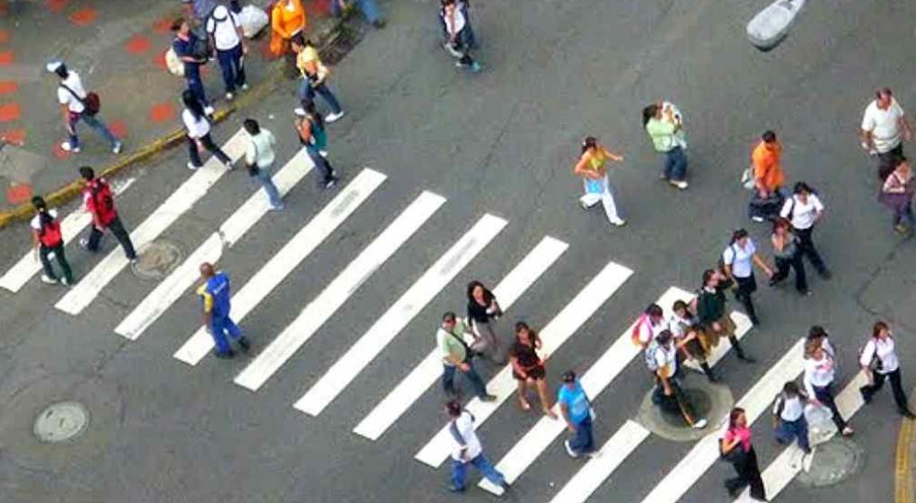 10 Reglas B 225 Sicas De Seguridad Vial Para Peatones