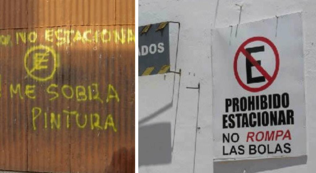 Prohibido estacionar: los carteles más ocurrentes | Noticias al ...