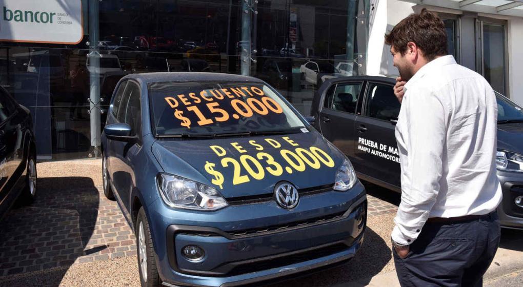 Rugido de motores en el mercado de autos | Noticias al instante ...