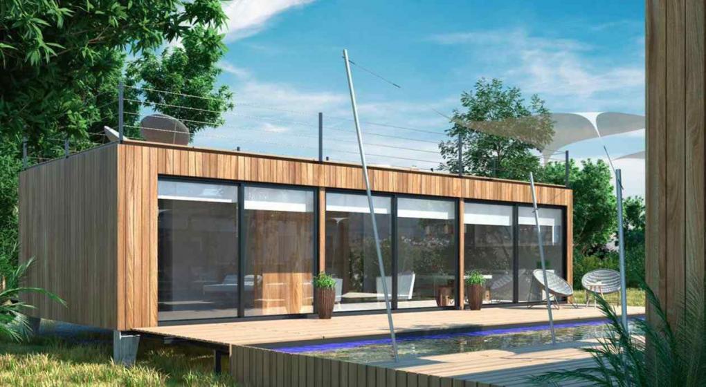 Una nueva forma de habitar las casas container noticias Casas con contenedores precios