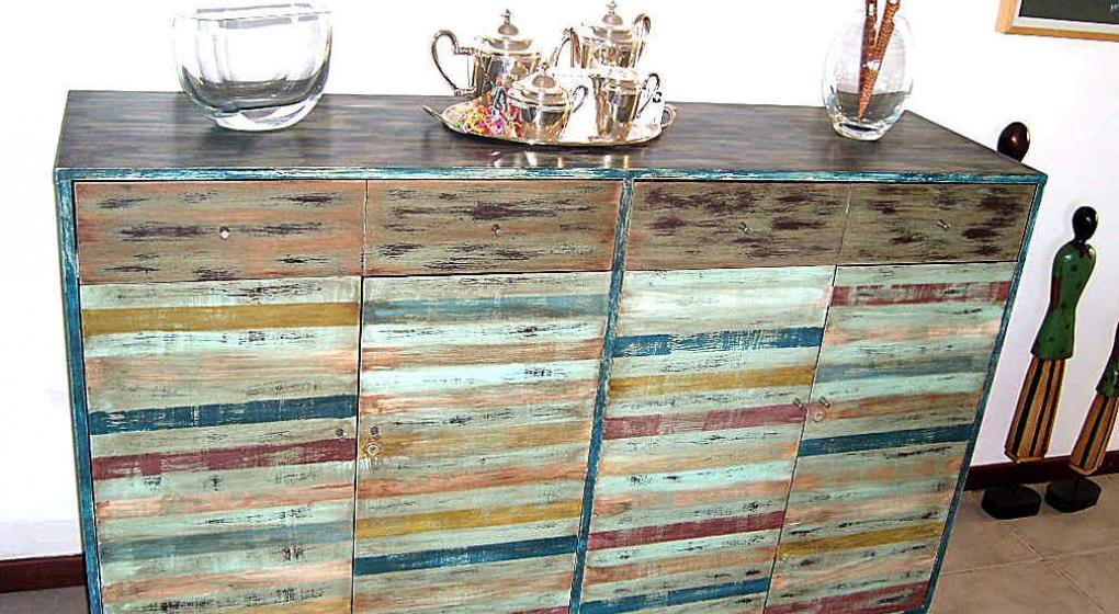 Razones para utilizar muebles y objetos reciclados for Reciclado de muebles y objetos