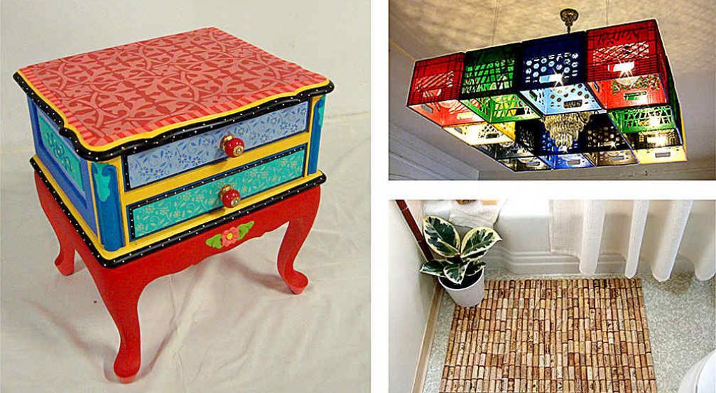 Razones para utilizar muebles y objetos reciclados | Noticias al ...