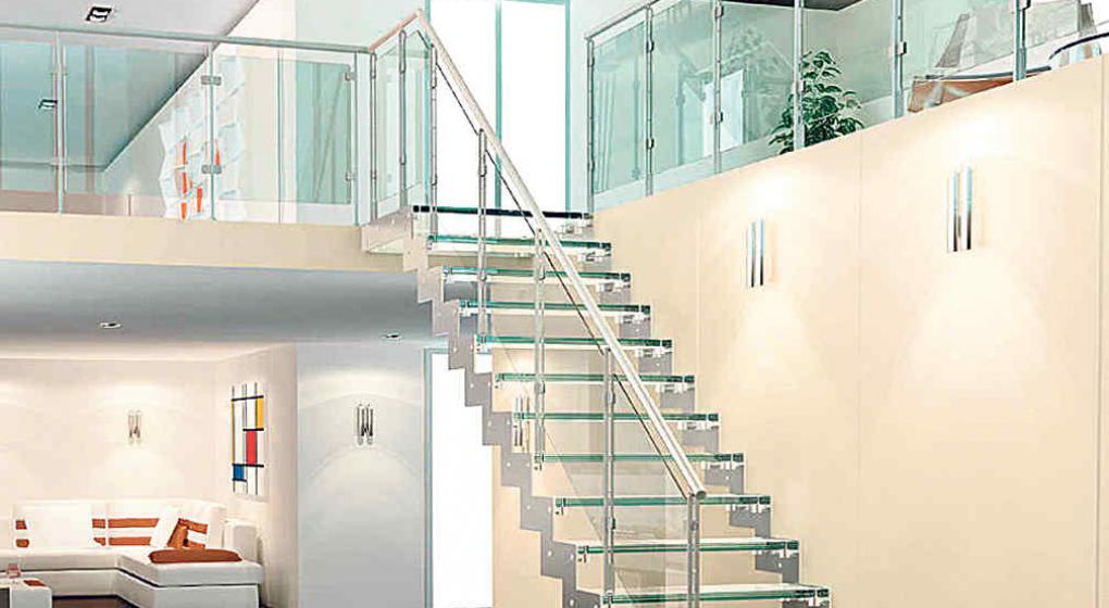 Escaleras: funcionales y algo más | Noticias al instante desde LAVOZ ...