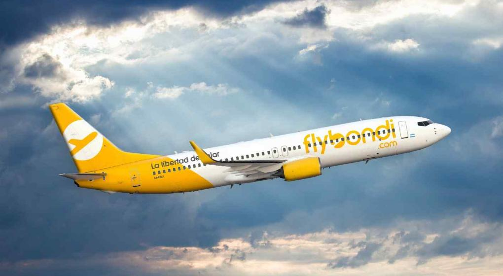 consultar reserva y confirmar vuelo con Flybondi para realizar el check-in