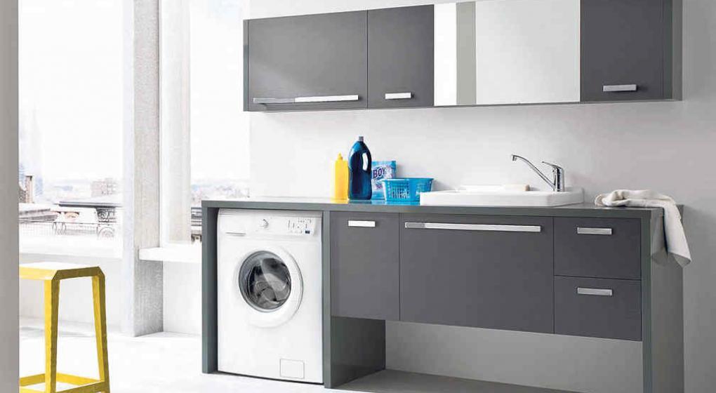 Lavadero funcional y de servicio noticias al instante for Diseno lavadero