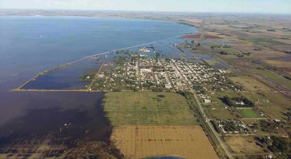Resultado de imagen para Laguna de Melincue