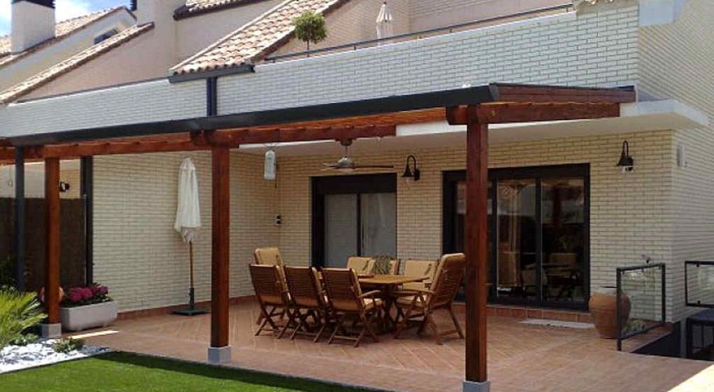 P rgolas una estructura decorativa y funcional noticias - Artesiete cartelera las terrazas ...