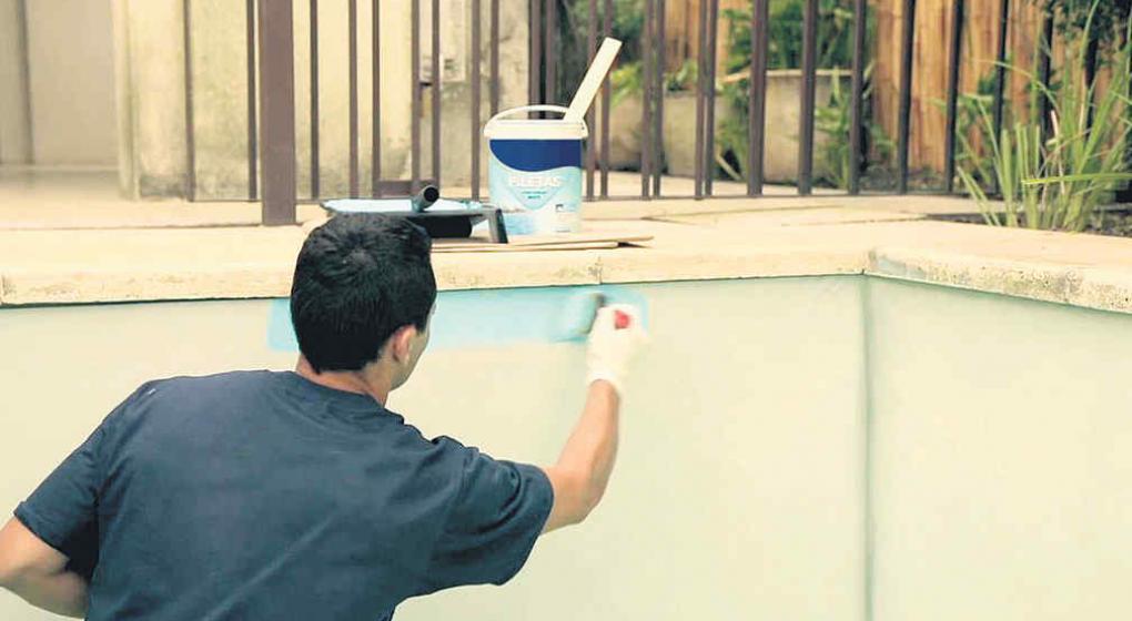 Pinturas para piletas con colores y texturas | Noticias al instante ...