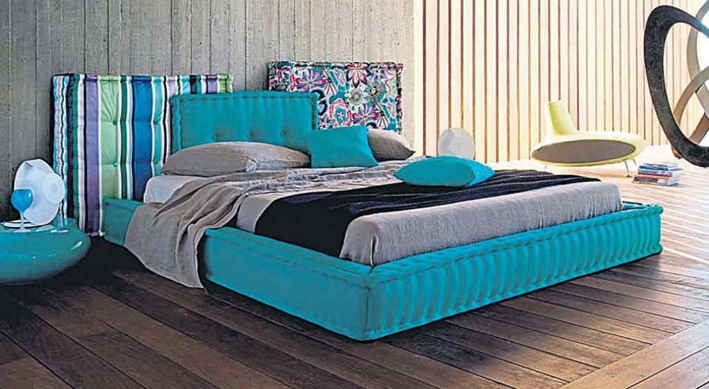 Respaldos de camas y somieres: sencillez y personalidad | Noticias ...