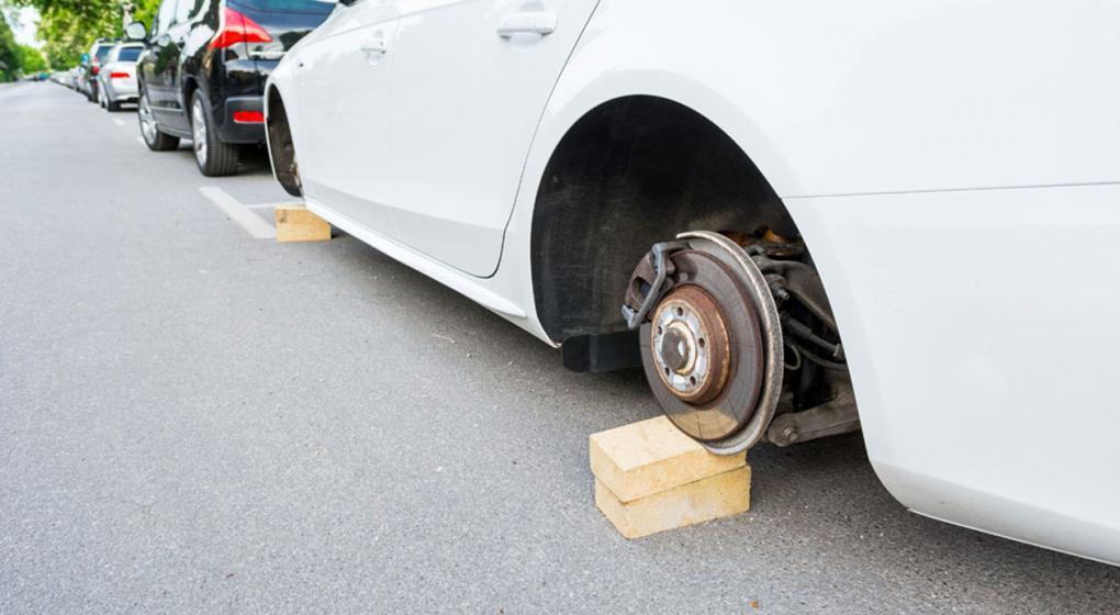 Cómo proteger del robo a las ruedas del auto | Noticias al instante ...