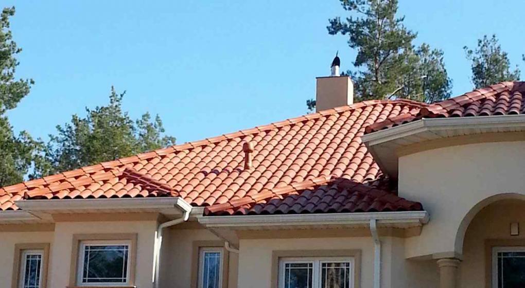 Necesit s una cubierta para el techo mir las distintas for Cubiertas para casas