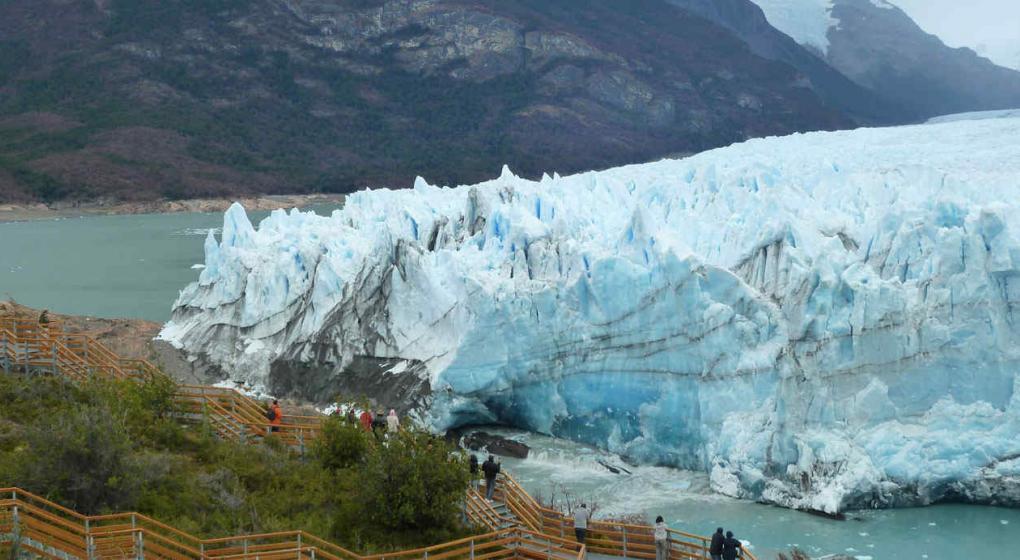 ruptura glaciar perito moreno