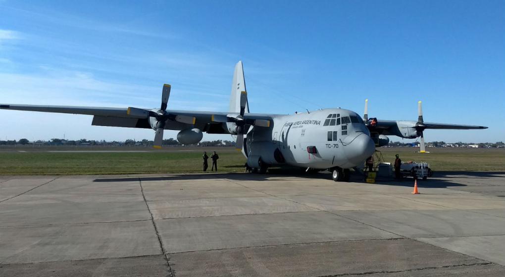 Resultado de imagen para Entregan a la Fuerza Aérea el Hércules modernizado en Fadea