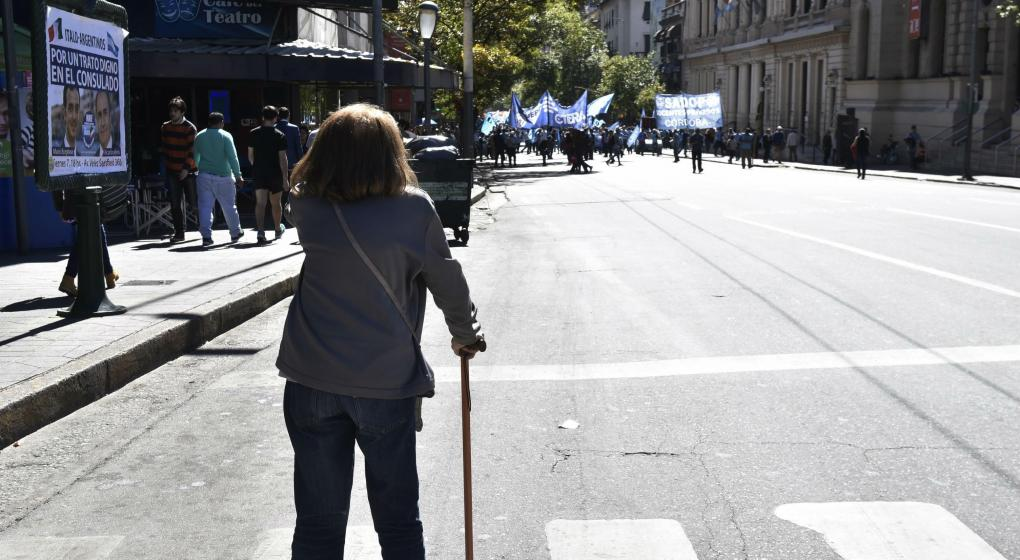 Huelgas, piquetes e impunidad, la ruta hacia el fascismo | Noticias ...