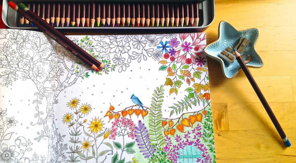 Los libros para colorear para adultos: ¿terapia o escapismo ...