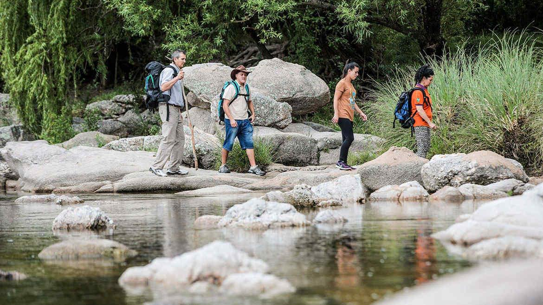 Resultado de imagen para Se acerca el mes del senderismo: agendá estos paseos en el Valle de Traslasierra