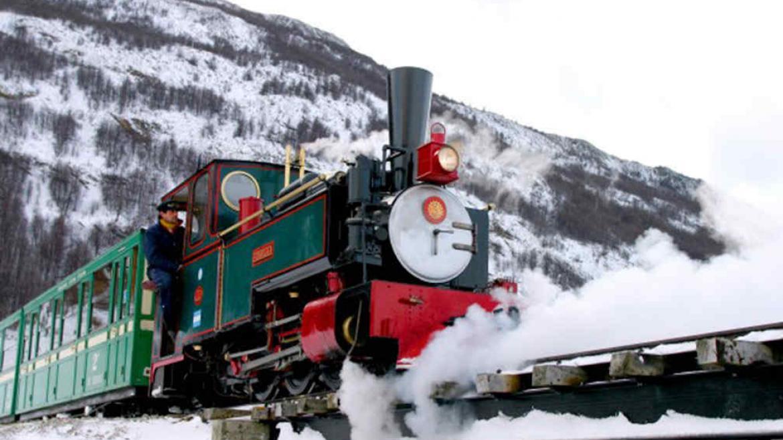 Ushuaia Al Fin Del Mundo En Tren