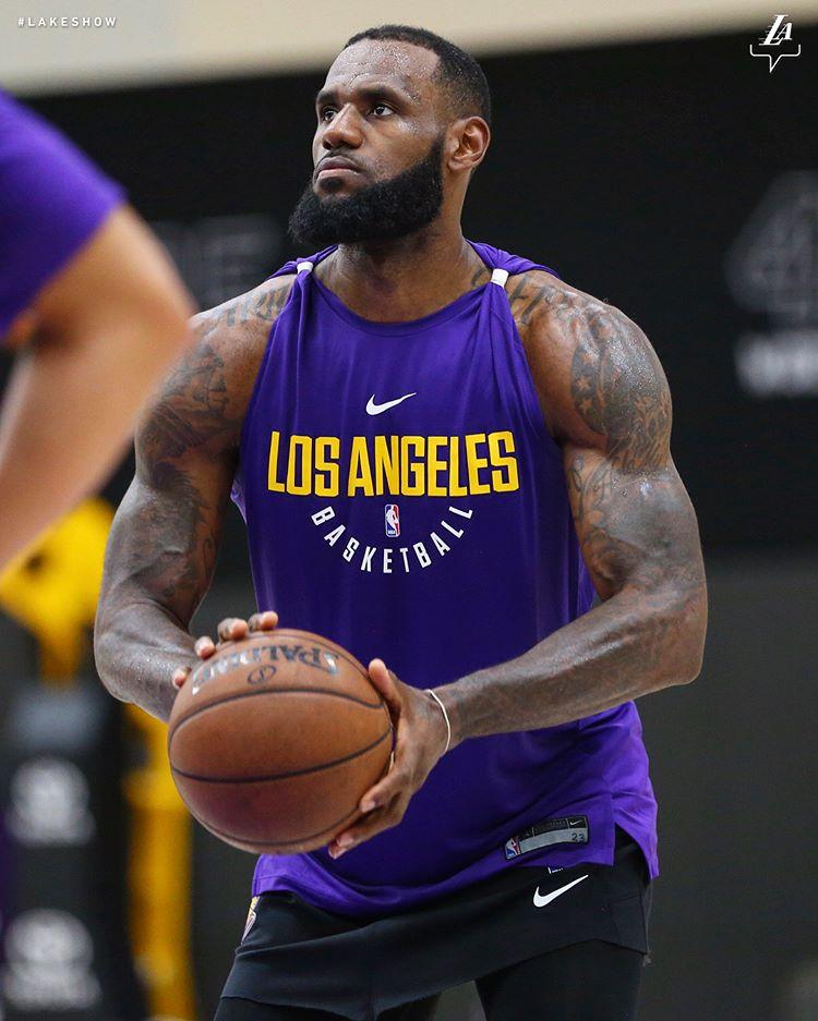 Rockets Vs Warriors 2018 19: Qué Tienen Los Lakers De Lebron James: ¿pueden Pelear El