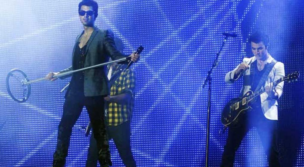 Blog de la Tele: Foto: Nick Jonas, Daniel Radcliffe y